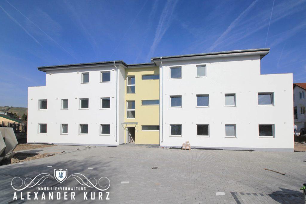WEG - Verwaltung Neubau Wiesbaden Aufnahme