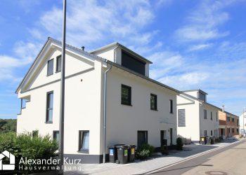 WEG Verwaltung Neubau-Häuser Wiesbaden
