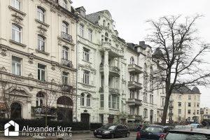 Hausverwaltung Altbau denkmalgeschützt in der Innenstadt von Wiesbaden