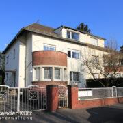 WEG Verwaltung Altbauvilla Mainz-Kastel