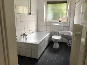 Sanierung Badezimmer