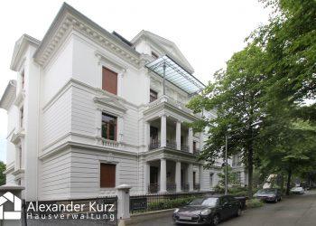 WEG-Verwaltung Stilaltbau in Wiesbaden, Mehrfamilienhaus Innenstadt