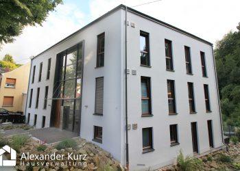 Immobilienverwaltung Neubau in Wiesbaden, Niedernhausener Str.