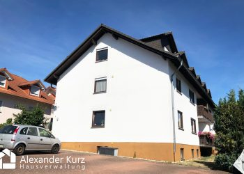 WEG-Verwaltung, Wohnhaus in Selters mit 7 Einheiten