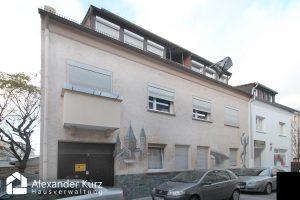 Mietverwaltung: Wohnhaus in Mainz-Kastel