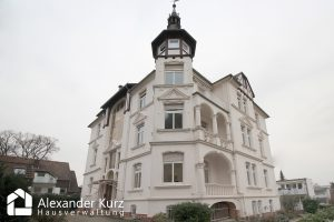 Mietverwaltung: Altbauvilla in Wiesbaden