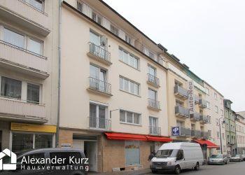 Mietverwaltung: Mehrfamilienhaus mit Gewerbe in Wiesbaden-Innenstadt