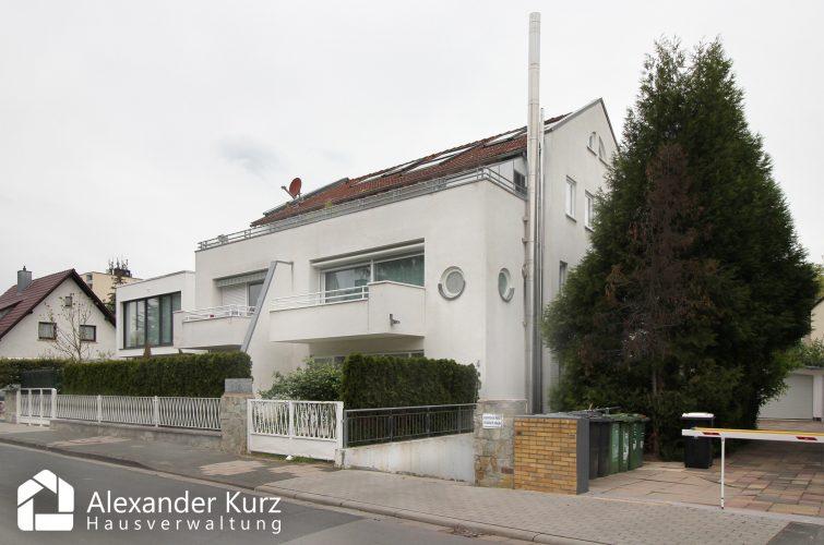 WEG-Verwaltung, Mehrfamilien-Wohnhaus in Mainz