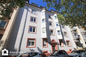Mietverwaltung: Mehrfamilienhaus am Elsässer Platz in Wiesbaden