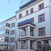 WEG-Verwaltung: Altbau-Wohnhaus an der Adolfsallee in Wiesbaden