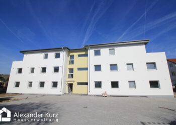 WEG-Verwaltung: Neubau-Wohnhaus in Oppenheim
