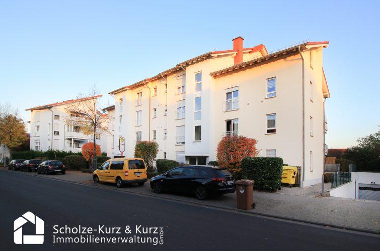 WEG-Verwaltung; Zwei Wohnhäuser mit TG in Flörsheim a/M