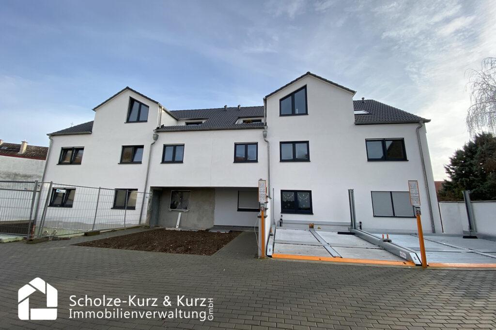 WEG-Verwaltung: Neubau Mehrfamilienhaus in Klein-Winternheim