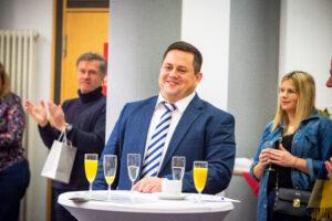 Alexander Kurz, Neujahrsempfang 2020