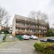Mietverwaltung: Zwei Mehrfamilienhäuser in Wiesbaden á 15 Wohnungen