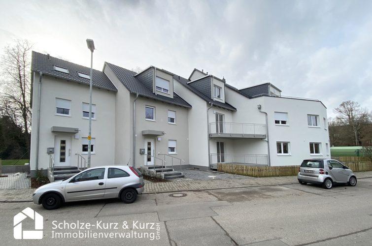 Mietverwaltung: Neubau Mehrfamilienhaus in Mainz