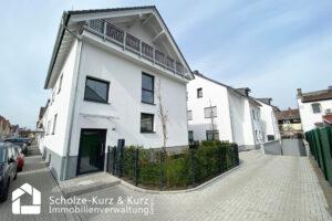 WEG-Verwaltung: Mehrfamilienhaus Neubau in Mainz-Kostheim