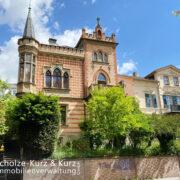 Mietverwaltung: Altbau Wohnhaus in Wiesbaden-Innenstadt