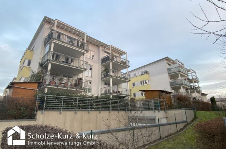 WEG-Verwaltung, Wohnanlage in Wiesbaden mit Tiefgarage