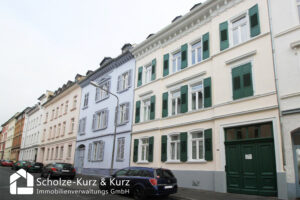 Mietverwaltung: Altbau-Mehrfamilienhaus in Wiesbaden